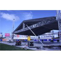 Buy cheap Lightweight 12 Inch Concert Stage Roof Truss / DJ Truss Stand Roof Frames from wholesalers