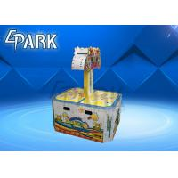 Buy cheap Indoor Redemption Game Machine Double Players , Hit Hammer Arcade Prize Games from wholesalers