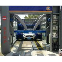 Buy cheap Automatic car washing systems with Flat belt conveyor/Automated stainless tunnel car wash from wholesalers