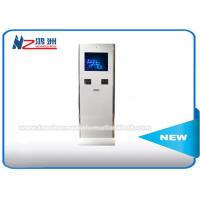 Buy cheap 15 Inch Floor Standing Coin Counting Kiosk For Foreign Currency Exchange from wholesalers