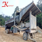 Buy cheap keda granite crusher machine for gold ore mining 35Kw Power dimond machine gold separating machine mining shake table from wholesalers