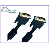 Buy cheap Cableader Digital Life High Performance DVI-I Monitor Cable DVI 24+5 male To DVI 24+5 male from wholesalers