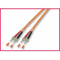 Buy cheap OS2 FC To LC Zipcord Fiber Optic Patch Cables For Telecommunication Networks from wholesalers