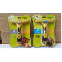 Buy cheap Pet deShedding tool from wholesalers