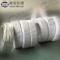 Buy cheap HP Extruded magnesium ribbon anode for protect high resistivity electrolyte tanks from wholesalers