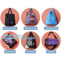 Buy cheap Classic Black Non Woven Fabric Shopping Carry Bag Wholesale Non woven Bag Printable Bags With Handle, bagplastics, bagea from wholesalers