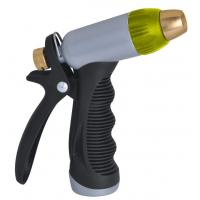 Buy cheap Adjustable Hose Pistol Nozzle, ABS/TPR material,tie on card packing from wholesalers