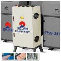 Buy cheap 12 Kw / 380V / 50 Hz Industrial Foam Cutting Machine With Three Knives from wholesalers