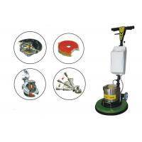 Buy cheap Industrial Tile Floor Cleaning Machines concrete floor grinders with Durable Brush from wholesalers
