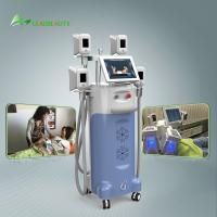 Buy cheap Cryolipolysis Fat Freeze Slimming Machine For Fat Reducing With 1000W Output Power from wholesalers
