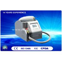 Buy cheap Q Switched ND YAG Laser Tattoo Removal Equipment All Colors from wholesalers