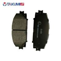 Buy cheap Anti Noise 34216796741 34216798193 Shim Brake Pads from wholesalers