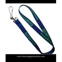 Buy cheap professional manufacturer of Eco-friendly heat transfer printing lanyard from wholesalers