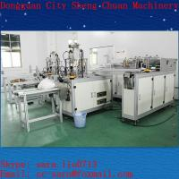 Buy cheap Full Automatic Medical Surgical Mask Making Machine/1+2 Mask Machine from wholesalers
