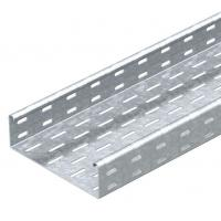 Buy cheap Residential Building Cable Tray Perforated Type With Light Duty Corrosion Resistant from wholesalers