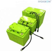 Buy cheap Customized High Voltage 32S Lithium Phosphate Car Battery For Industrial Vehicles from wholesalers