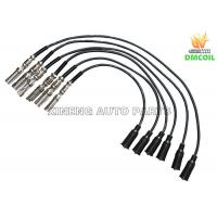 Buy cheap Custom Plug Wires / Auto Spark Plug Wires Anti Interference For Volkswage Skoda Audi from wholesalers