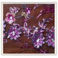 Buy cheap 2012 new fancy fruits design for embroidery clothing sequin patch from wholesalers