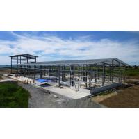 Buy cheap Pre Engineered Buildings With Galvanized Purlins And Girts from wholesalers