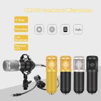 Buy cheap 2.5M Cable Length Condenser 3mA Recording Studio Microphones from wholesalers