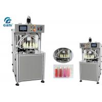 Buy cheap Multi - Colors Spiral Lip Gloss Filling Machine with 12L Tank from wholesalers