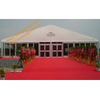 Buy cheap Windproof Clear Span Tent Aluminum Event Party  Marquee Waterproof  Heavy Duty Tent from wholesalers