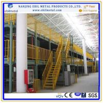 Buy cheap Ebil popular Warehouse Mezzanine Racking, multi-layer shelves, mezzanine material shelving (EBIL-GLHJ) from wholesalers