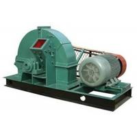 Buy cheap 11kw 800 Kg / h Biomass Wheat Wood Crusher Machine For Tree / Straw from wholesalers