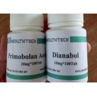 Buy cheap CAS 72-63-9 Oral Anabolic Steroids Dianabol Methendrostenolone 25mg*100tabs from wholesalers