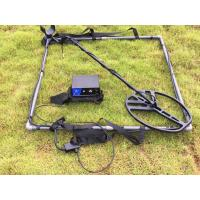 Buy cheap High Performance Ground Metal Detector , Gold Searching Machine In Earth CE / ISO from wholesalers