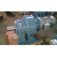 Buy cheap 0-1500r/min Input Speed XB Series planetary cycloid pinwheel speed reducer from wholesalers