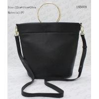 Buy cheap College Style Cross Body Sling Bag , Girls Messenger Bag With Metal Ring Handle from wholesalers