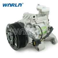 Buy cheap DKV10R Auto AC Compressor For SUBARU Forester SH (08-) Impreza Hatchback 73111SC000 from wholesalers