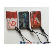 Buy cheap Security Access Control Board , Access Control Security Systems Crystal Epoxy Card from wholesalers