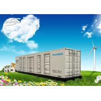 Buy cheap Electric Start 3 Phase Diesel Generator Container Brushless System from wholesalers