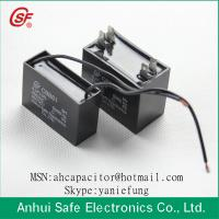 Buy cheap AC Fan Capacitor CBB61 from wholesalers