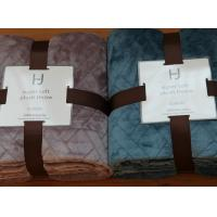 Buy cheap Soft Smooth Flannel Throw Blanket 100% Polyester Warm Non Fading Lightweight from wholesalers