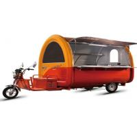 Buy cheap Multifunctional Electric Food Truck Cart , Tuk Tuk Food Truck For Sell Street Food from wholesalers