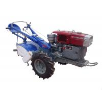 Buy cheap Walking tractors,18HP 2 wheels tractors,Walking tractors with powered tiller. from wholesalers