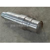 Buy cheap ASTM A29 45#, 42CrMo, 35CrMo Long Forging Transmission Shaft For Food Processing Industry from wholesalers