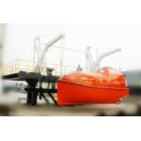 Buy cheap 2017 MED  Certificate FRP Totally Enclosed  neptune lifeboat 150 persons and rescue boats from wholesalers