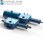 Buy cheap 345 Barg Pneumatic Actuator , Limitorque LHH Hydraulic Pneumatic Scotch Yoke Actuator from wholesalers