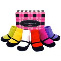 Buy cheap Cotton Shoelace Baby Socks from wholesalers