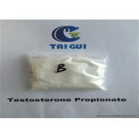 Buy cheap 100ml/mg Injection Bodybuilding Raw Steroid Powders Testosterone Propionate Test Prop from wholesalers