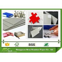 Buy cheap Storage box used Grade A laminated Gray Paperboard of thickness 1.15mm from wholesalers