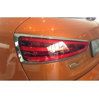 Buy cheap Audi Q3 2012 Car Headlight Covers Chromed Plastic ABS For Tail Light from wholesalers
