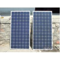 Buy cheap Poly Crystalline High Output Solar Panels 270 Watt With Iron Tempered Glass from wholesalers
