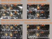 Buy cheap PVC self adhesive 3D cold lamination film from wholesalers