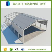 Buy cheap Industrial storage building plans sandwich panel warehouse for sale from wholesalers