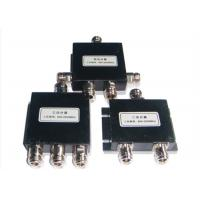 Buy cheap CDMA GSM FM UHF Wifi 3G 4G Microwave Power Divider 2 To 4 Way Power Splitter from wholesalers